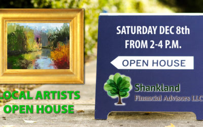 LOCAL ARTISTS OPEN HOUSE